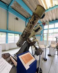 天体望遠鏡博物館:カルバー46cm望遠鏡 - 四季星彩