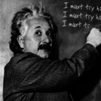 アインシュタインの名言 - コペル・みなとみらい日和(幼児教室コペル 横浜ランドマークプラザ教室 @ みなとみらい、桜木町)