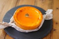 今までにない食感のチーズケーキ - choco cafe* パン教室
