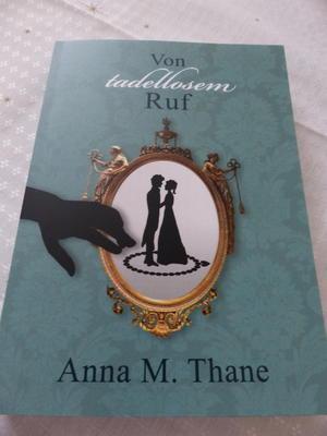Anna M.Thaneの小説 -