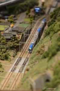 鉄道模型フェスティバル2017 - 今日の空+α2
