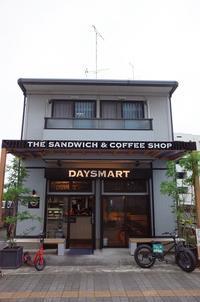 DAYSMART(デイスマート) 茨城県水戸市/サンドイッチ パン カフェ - 「趣味はウォーキングでは無い」