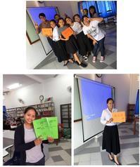 カンボジアからのメール - 有限会社スマイルのブログ