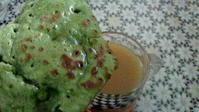 青汁ホットケーキ。 - hotmilkcafe