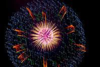 宇都宮の花火 その3(合成)・・・ - ぶらりカメラウォッチ・・