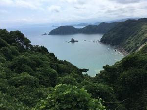 横浪半島ツアーに行きました! - ツバッキーのあちこち探訪記