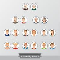 家系図を眺めて想う - 心理カウンセラー ☆ 郷家あかりの日記