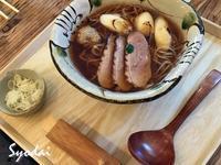 蕎麦&和カフェ 初代(鷺沼)蕎麦、和カフェ - 小料理屋 花