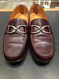 【After】YANKOの変形ビットローファーを磨いてみた! - 銀座三越5F シューケア&リペア工房<紳士靴・婦人靴・バッグ・鞄の修理&ケア>