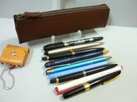 ペンケース(3色)・・立体型 - 革小物 paddy の作品