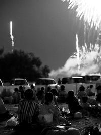 打ち上げ花火の夜 - 節操のない写真館