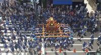 三年に一度の本祭でした@深川八幡祭り - 続☆今日が一番・・・♪