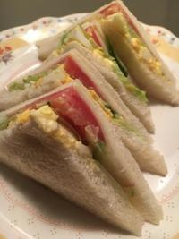 欲張りサンドイッチ - WEBコンシェル金井直子