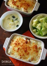 熱々ドリア&夏らしいコーンスープ。翌日のオムライス。 - Kyoko's Backyard ~アメリカで田舎暮らし~