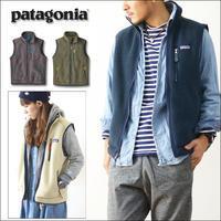 patagonia [パタゴニア正規代理店] MEN'S Retro Pile Vest [22820] メンズ・レトロ・パイル・ベスト MEN'S/LADY'S - refalt   ...   kamp temps