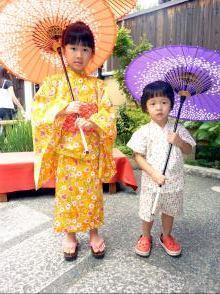 平成29年8月14日(月) - 染匠きたむら - 京都レンタル着物
