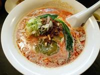 ブドウ山椒 坦々麺(ハナウタ:札幌市白石区栄通10:2017年120杯目) - eihoのブログ