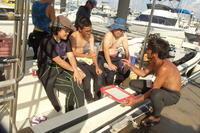 17.8.14 体験ダイブから偏向ダイブまで。 - 沖縄本島 島んちゅガイドの『ダイビング日誌』