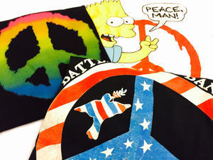 「 PEACEなSUMMER 」 - GIANT BABY    used&vintage clothing & culture & happy