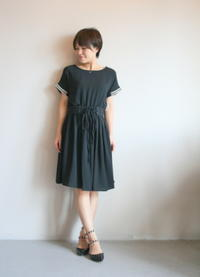 ☆ キラキラお袖が華やか!ワンピ♡ ☆ - ☆ステキな沖縄生活☆  沖縄のかわいい、おいしい、たのしいをジーンから