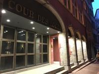 リヨンのオススメのホテル( Cour des Loges, Lyon ) ~2017年2月編~ - おフランスの魅力