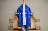 """2017 Mid Summer for Sale !...8/14mon"" - SHOP ◆ The Spiralという館~カフェとインポート雑貨のある次世代型セレクトショップ~"