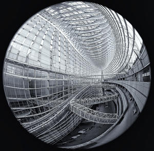 ガラスの恐竜と呼ばれて(東京国際フォーラム) - コバチャンのBLOG