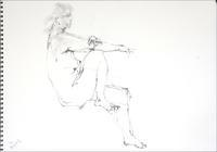Gallery tanasita 17 』 開設 114 - 『Gallery tanasita 1735』croquis・drawing・dessin・ sketch