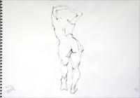 『 Gallery tanasita 17 』 開設 109 - 『Gallery tanasita 1735』croquis・drawing・dessin・ sketch