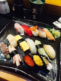 小樽でお寿司☆ - Mi-Rinのおいしいもの日記