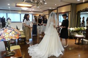 美しい花嫁になる為に大切なこと② - ブライダルギャラリー福茂のブログ