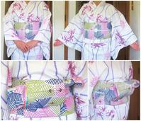 着物のお稽古 '17/08/14 - 柴犬たぬ吉のお部屋