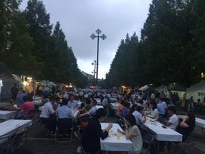 大通り公園でビールを - 実録!夜の放し飼い (横浜酒処系)
