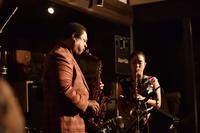 Alto Madness Japan Tour 2017 ライブ終了いたしました (^_-)-☆ - 鈴鹿どじはうす  jazz情報   営業時間 15:00-23:00   月火休  [since1980]