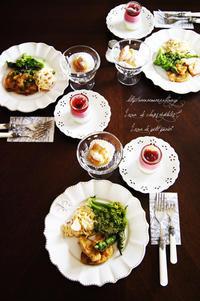 2017,07月 香茶講座。 - 小さな料理アトリエ mama's table