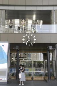 「ひかり時計の下で」 - hal@kyoto