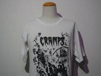 Vintage 90s The Cramps ヴィンテージ クランプス 古着 サイコビリー ガレージ バンドTシャツ - Used&Select 古着屋 コーナーストーン CORNERSTONE