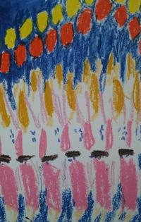 阿波踊りカオス - たなかきょおこ-旅する絵描きの絵日記/Kyoko Tanaka Illustrated Diary