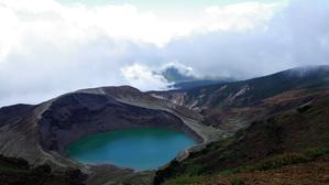 蔵王・熊野岳 ~ 2017年8月14日 -