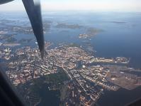ロンドンからパルヌへ - フィンランドでも筆無精