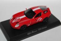 1/64 Kyosho Alfa Romeo 4 TZ3 Corsa - 1/87 SCHUCO & 1/64 KYOSHO ミニカーコレクション byまさーる