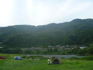 リトルカブソロキャンプツーリング『キャンプめし、キャンプ酒』 -
