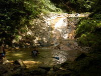 龍頭峡 - 老猿の山日記