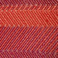 入院中の作品④ - スウェーデン刺繍の仕事帖