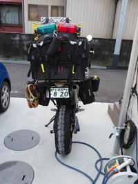 WR250X 2017 北海道 ツーリング その1(本州編) - 好事家な生活