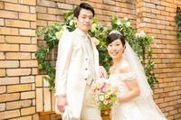 新郎新婦様からのメール お母様と一緒に手作りのプリザーブドブーケを、結婚式後に写真立てに - 一会 ウエディングの花