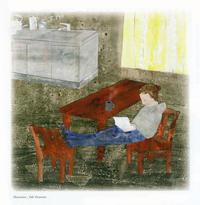 挿し絵の仕事 「JR EAST」2017年8月号 - yuki kitazumi  blog