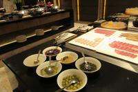 上海サンフェルトSHOPでWS~ホテルのビュッフェと街中ランチ~ - ビーズ・フェルト刺繍作家PieniSieniのブログ