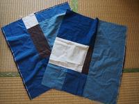 木綿の布で - nuno綴り