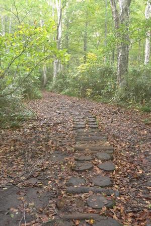 北アルプス登山の旅リターン3「黒姫山」 -